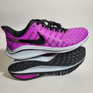 Brand New Nike Air Zoom Vomero 14 Violet Shoe